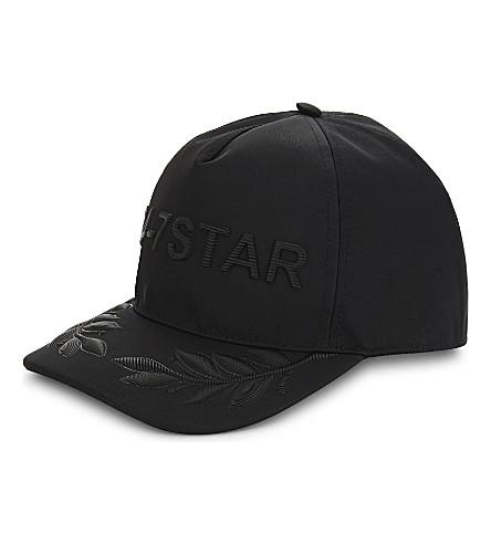DSQUARED2 24-7 Star snapback cap (Black