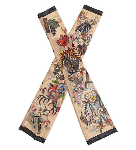 DSQUARED2 Tattoo arm sleeves (Multi