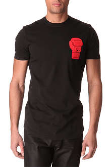 D SQUARED Boxing Glove t-shirt