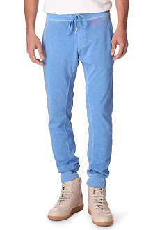 D SQUARED Vintage wash jogging bottoms