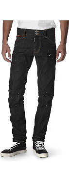 D SQUARED Cool Guy slim-fit tapered jeans