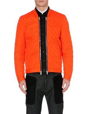 D SQUARED Vibrant penitentiary bomber jacket