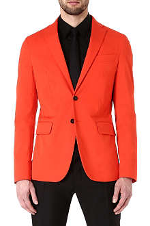 D SQUARED Capri two button blazer