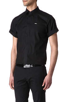 D SQUARED Short-sleeved slim-fit shirt