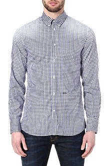 D SQUARED Gingham regular-fit shirt