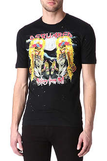 D SQUARED Sisters From Hell t-shirt