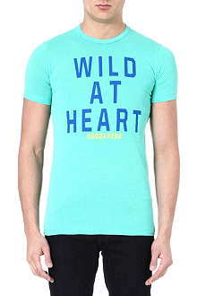 D SQUARED Wild at Heart t-shirt