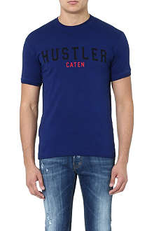 D SQUARED Hustler cotton t-shirt