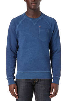 D SQUARED Cotton sweatshirt