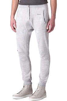 D SQUARED Drop crotch jogging bottoms