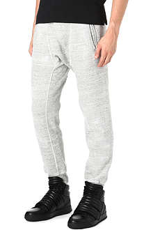D SQUARED Drop-crotch jogging bottoms
