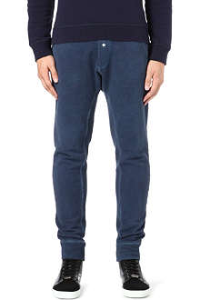 D SQUARED Drop crutch jogging bottoms