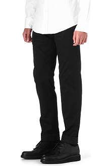 D SQUARED Cropped slim-fit chinos