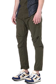 D SQUARED Slim-fit combat trousers
