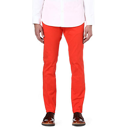 D SQUARED Cool Guy chinos (Coral
