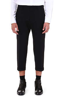 D SQUARED Turn-up slim-fit trousers