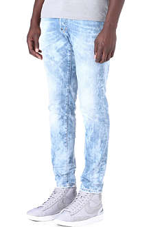 D SQUARED Cool Guy slim-fit tapered bleach jeans