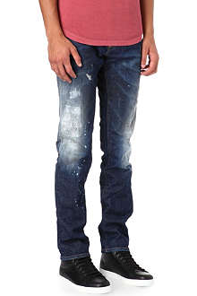 D SQUARED Slim washed jeans