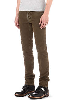 D SQUARED Slim-fit coloured jeans