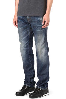 D SQUARED Dean straight loose-fit jeans