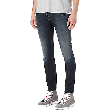 D SQUARED Slim-fit skinny jeans (Denim