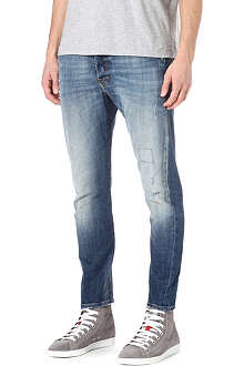 D SQUARED Classic Kenny Twist regular-fit tapered