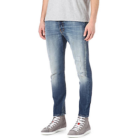 D SQUARED Classic Kenny Twist regular-fit tapered (Denim