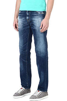 D SQUARED Dean regular-fit straight jeans