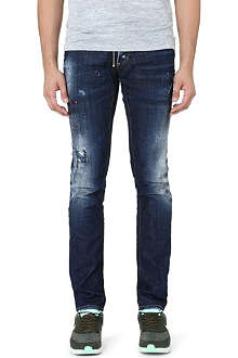 D SQUARED Workshop slim-fit straight jeans