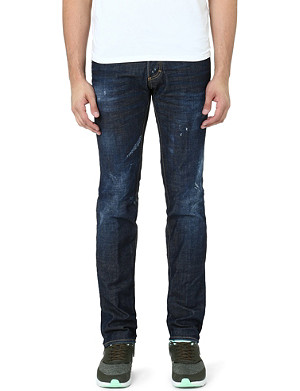 D SQUARED Rookie slim-fit straight jeans