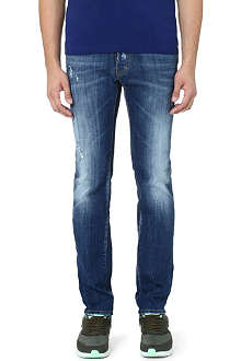 D SQUARED Dean slim-fit straight jeans