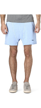 D SQUARED Drop crotch sweat shorts