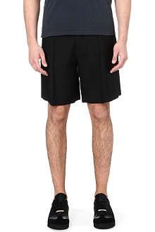 D SQUARED Baggy wool-blend shorts