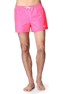 D SQUARED Fluoro swimming shorts