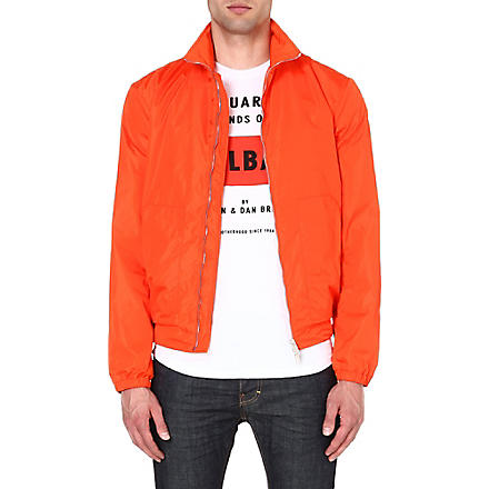 D SQUARED Jailbreak jacket (Orange