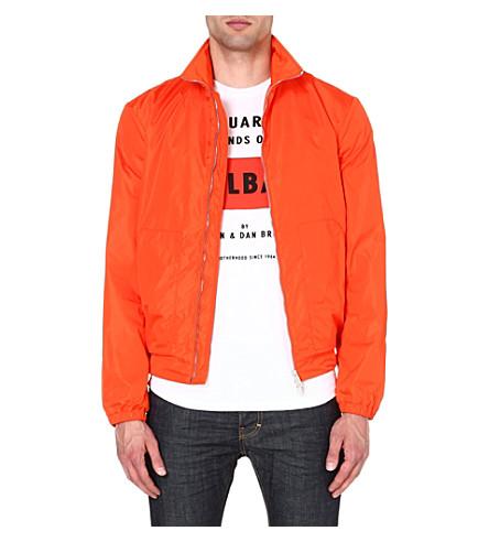 D SQUARED Jailbreak jacket (Orange