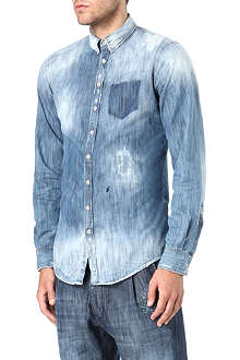D SQUARED Denim shirt