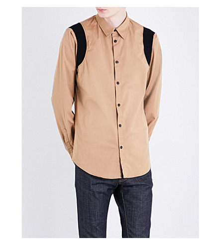 DSQUARED2 D2 cshrt ls harness (Camel