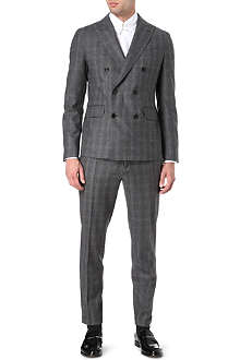 D SQUARED Napoli double-breasted suit