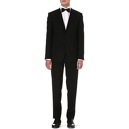 D SQUARED Milano wool-blend suit (Black