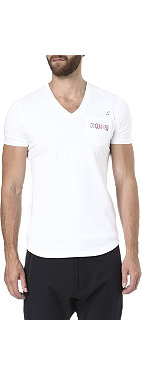 D SQUARED V-neck pocket t-shirt