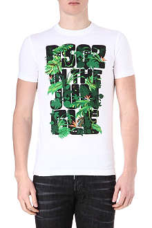 D SQUARED In The Jungle t-shirt