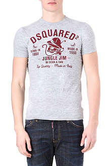 D SQUARED Jungle Jim t-shirt