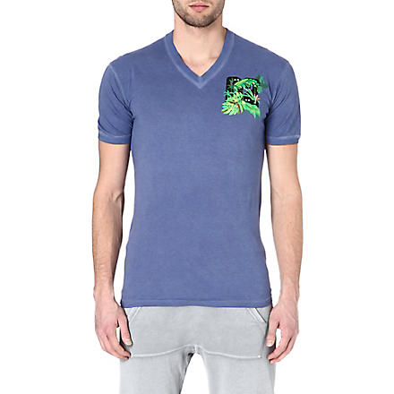 D SQUARED Safari t-shirt (Blue