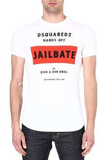 D SQUARED Jailbate t-shirt
