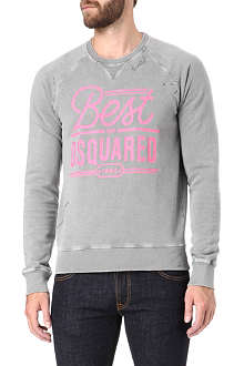 D SQUARED Best of Dsquared jumper