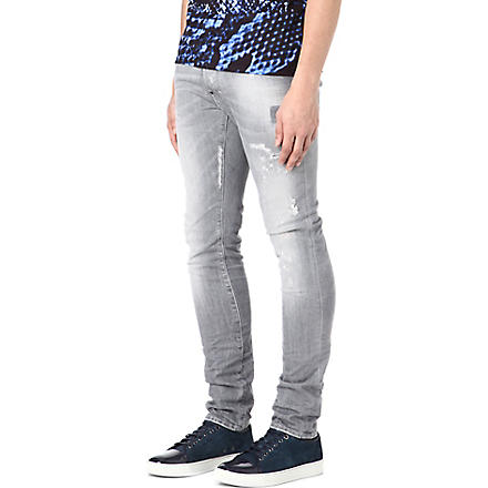 D SQUARED Cool Guy slim-fit straight jeans (Grey