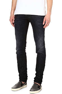 D SQUARED Chain slim-fit straight jeans