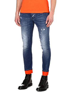 D SQUARED Kenny slim-fit tapered jeans