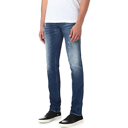 D SQUARED Slim-fit straight jeans (Blue